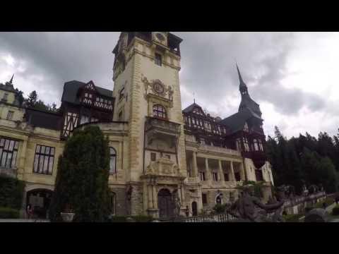 Romania Travel Video || Bucharest & Transylvania