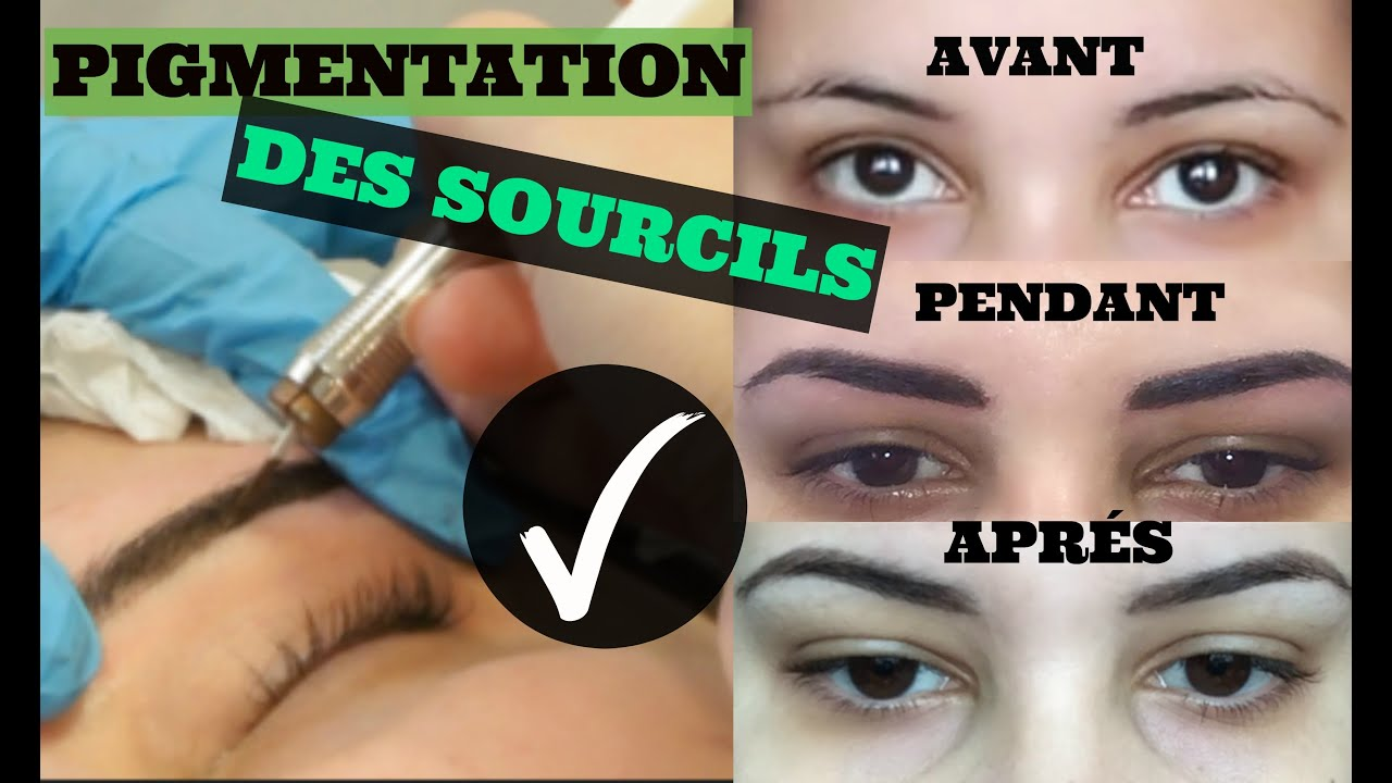 ma pigmentation des sourcils l 39 atelier du sourcil de londres vlog yas nab youtube. Black Bedroom Furniture Sets. Home Design Ideas