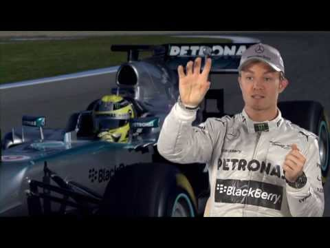 KERS Explained By Lewis Hamilton And Nico Rosberg