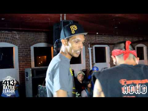 413 Battle League - Pillz Bread vs Petey Mitch