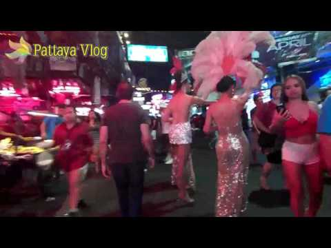 Nightlife Girl Thailand Pattaya Walking Street
