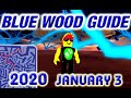Lumber Tycoon 2 - BLUE WOOD - 2020 January 3