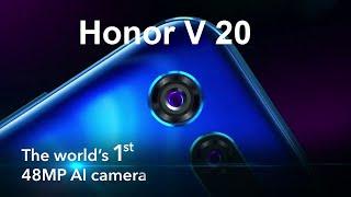 بكاميرا 48 ميجا بكسل . هواوي اونر honor view 20 . V20