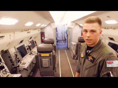RAAF E-7A Wedgetail tour