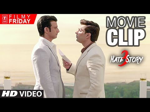 HATE STORY 3 MOVIE CLIPS 7 - One Night Stand Deal