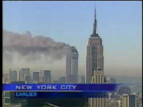 CBS' The Early Show on the morning of 9/11 (Part 3)