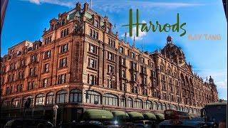史上最瘋狂的百貨公司Harrods   London #UK