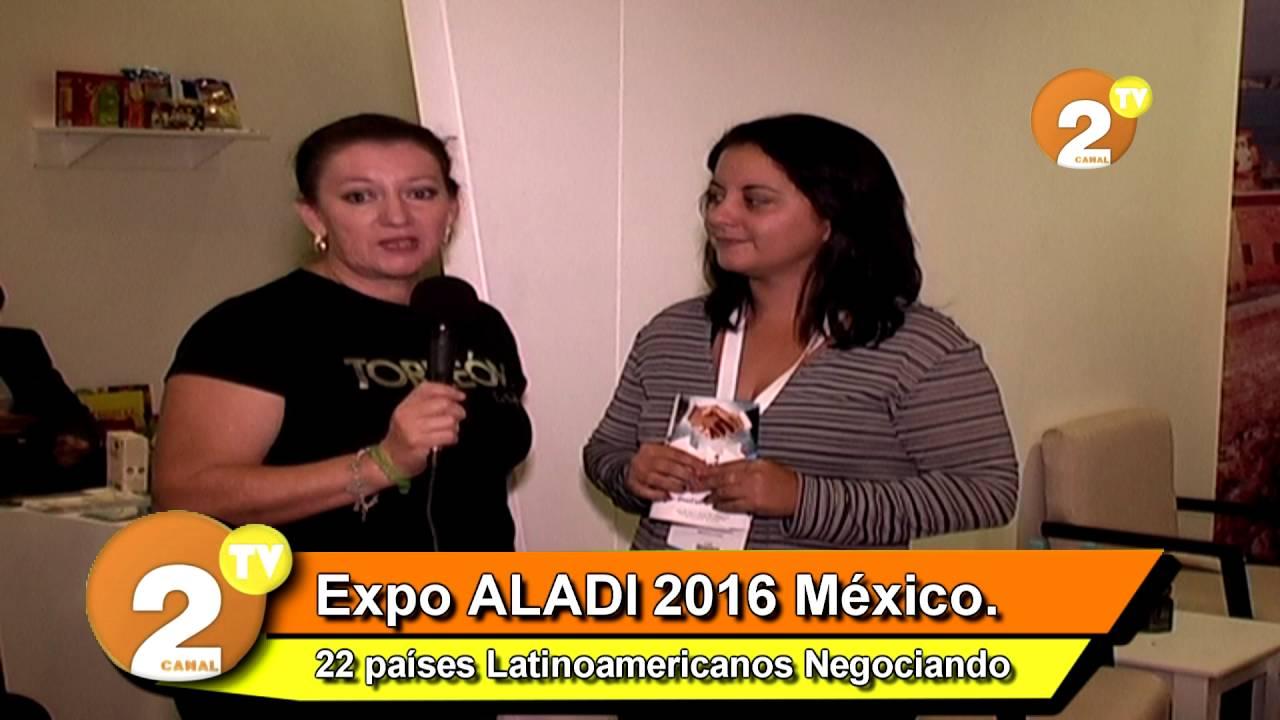 ECOS DE:  EXPO ALADI 2016.... Cuba