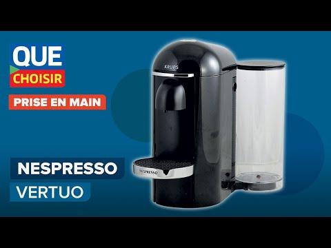 Nespresso Vertuo - Prise En Main
