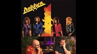 Dokken - Under Lock And Key - Reivew (1985) Records With Ray