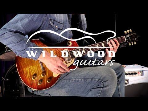 Gibson Custom Shop Wildwood Spec by Tom Murphy 1959 Les Paul Standard  •  SN: 91306