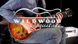 Baixar Gibson Custom Shop Wildwood Spec by Tom Murphy 1959 Les Paul Standard  •  SN: 91306