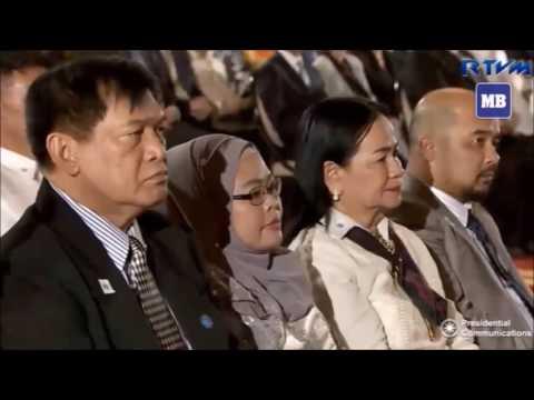Speech: AL HAJ MURAD EBRAHIM Chairman Moro Islamic Liberation Front (MILF)