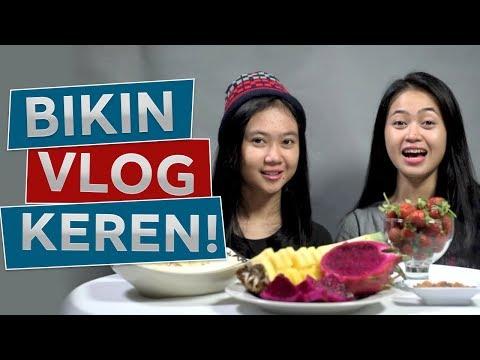 Cara Membuat Vlog untuk Pemula