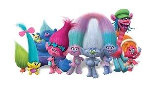 Игрушки Trolls в магазине PLANETTOYS