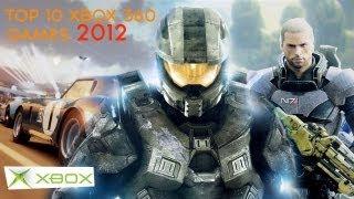 Top 10 Xbox 360 Games - 2012