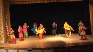 PCO Cultural Show 2014 - 18 Gidha by Gidhe Diya Raniya