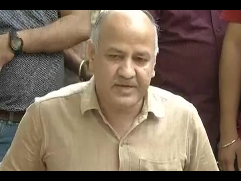 His allegations are not even worth responding to: Manish Sisodia on Kapil Mishra's allegat