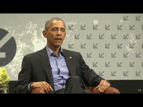 Obama admits Bitcoins is an offshore Swiss account in your pocket