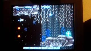 GRADIUS Deluxe Pack PSX Gameplay.Comentado PARTE /2