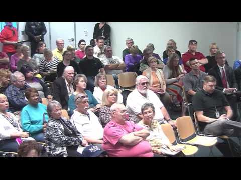 Feb. 7, 2017 City Council Special Meeting
