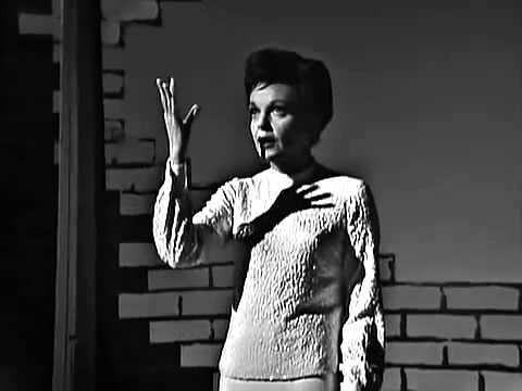 Something's Coming - Judy Garland