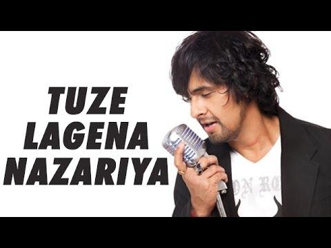Tuze Lagena Nazariya Singing Sensation Sonu Nigam Live This Republic Day   SV