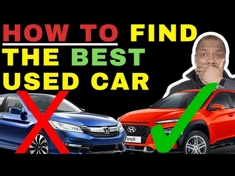 How To Buy a Used Car? (5 Tips to Find the BEST Used Cars)