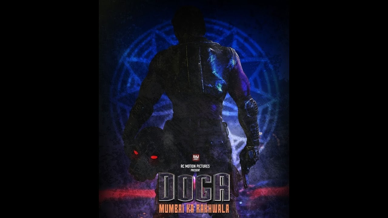 Download DOGA - Mumbai ka Rakhwala  || Short Film ||  Indian Comicbook Superhero