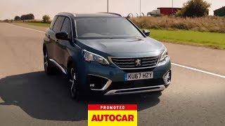 Promoted | Peugeot 5008 Suv: Space | Autocar