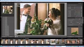 Фотограф Денис Фролов, обработка RAW фото в Lightroom 6, цветокор