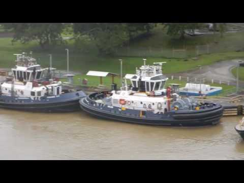Panama Canal NCL Oct