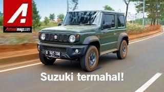 Review lengkap Suzuki Jimny Indonesia
