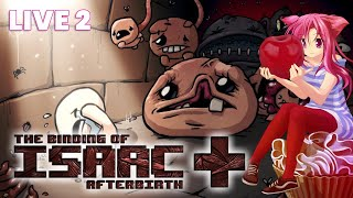 Bitwa na noże i lasery | THE BINDING OF ISAAC: AFTERBIRTH+ LIVE #2 | MissKremowka