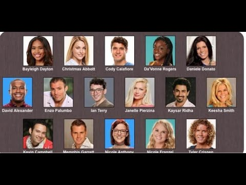 'Big Brother: All-Stars' premiere: Who's in the cast, who's HOH and ...