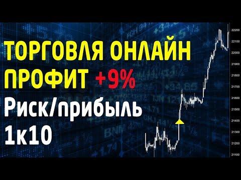 Торговля онлайн. Прибыльная стратегия торговли в тренде. Как торговать на бирже. [#TradersGroup]