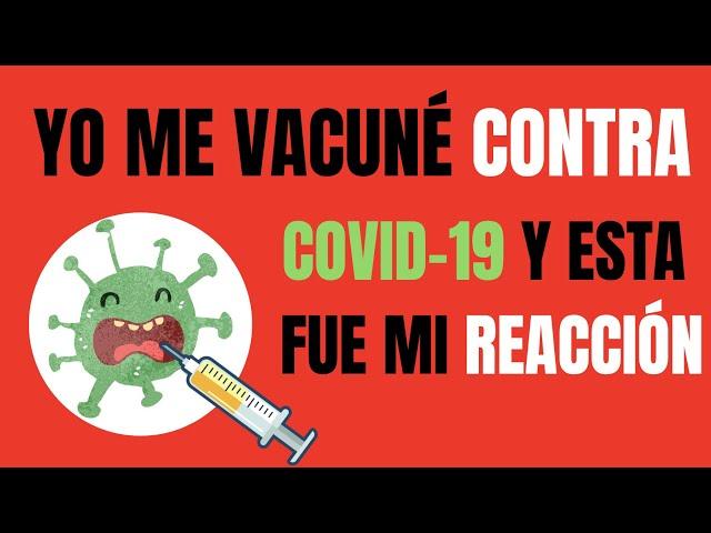 Efectos secundarios de la vacuna contra Covid-19 - El Aviso Magazine 2021