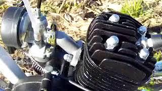 VFM réglage carbu +choix moteur + préparation