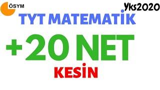 Tyt 20 Net Garanti - Nasıl Mı ? yks 2019   tyt 2019