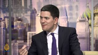 Frost Over the World - Miliband: The UK
