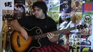 Titãs - Pra Dizer Adeus (Cover Baixo/Bass com TABs)