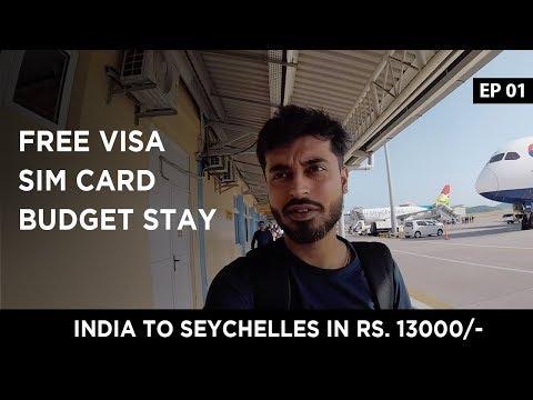 Mumbai to Seychelles | Free Visa | Air Seychelles | Kamal Tanwani