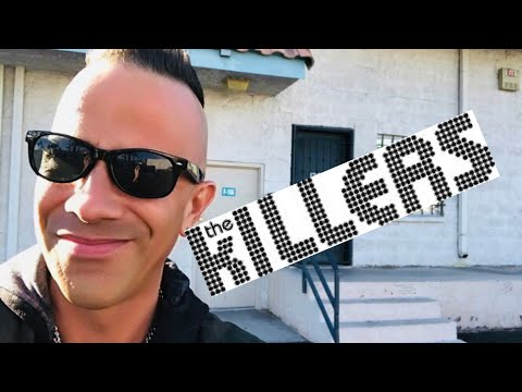 Finding The Killers Recording Studio In Las Vegas | Live Concert Footage | Battle Born Studios