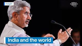 Subrahmanyam Jaishankar: India is both nationalistic and global | Forum Insight