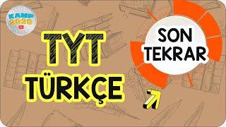 TYT Türkçe Full Tekrar  Son Tekrar Kampı 2020
