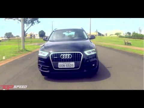 Avaliação Audi Q3 2.0T | Canal Top Speed