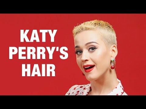Katy Perry's Hair