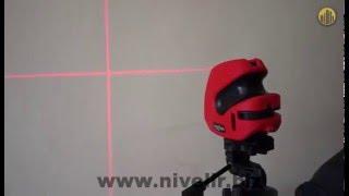 видео Купить Самовыравнивающийся лазерный нивелир, уровень CONDTROL DeuX. Заводские цены