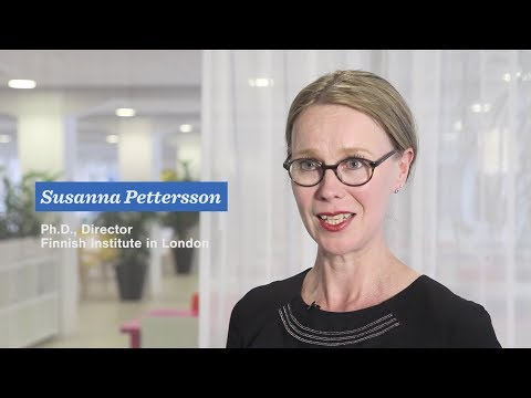 Introducing Susanna Pettersson, member of the Aalto University Board 2014