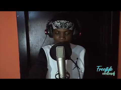 Kasty freestyles on Ycee's Juice instrumental